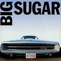 Big Sugar - Hit & Run (Greatest Hits) [Import]
