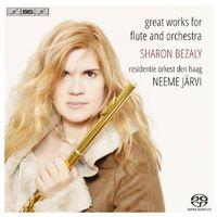 Neeme Järvi - Great Works For Flute & Orchestra (Hybr)