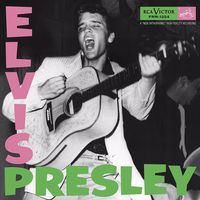 Elvis Presley - Elvis Presley [Limited Edition Anniversary Edition Translucent LP]
