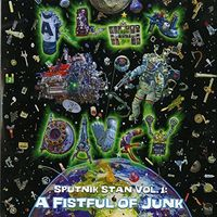 Alan Davey - Sputnik Stan Vol. 1: A Fistful Of Junk