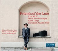 Axel Wolf - Friend of the Lute