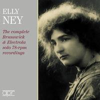 Elly Ney - Complete Brunswick & Electrola / Various (3pk)