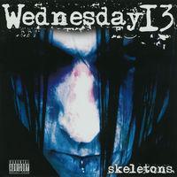 Wednesday 13 - Skeletons (Blue) [Colored Vinyl]