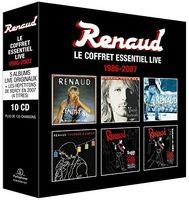 Renaud - Le Coffret Essential Live 1986-2007 (Hk)