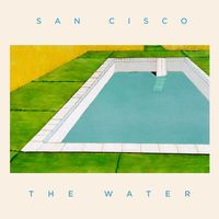 San Cisco - The Water [Limited Edition Blue LP]