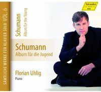 Florian Uhlig - Complete Works for Piano Solo 6: Album for Young