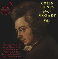 Colin Tilney - Colin Tilney Plays Mozart 1: Variations / Adagio