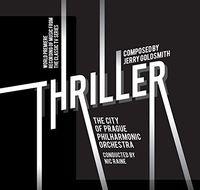 Jerry Goldsmith - Thriller (Original Soundtrack)