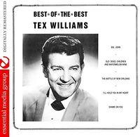Tex Williams - Best Of The Best