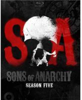 Sons Of Anarchy [TV Series] - Sons of Anarchy: Songs of Anarchy: SEASON FiVE