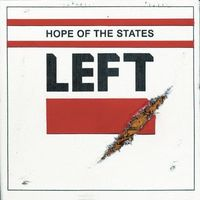 Hope Of The States - Left [Import]
