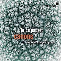 Nicolas Hodges - Pauset: Canons