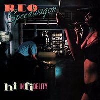 REO Speedwagon - Hi Infidelity [Audiophile Platinum Limited Anniversary Edition LP]