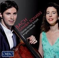 Daniel Muller-Schott - Sonatas 1 & 3