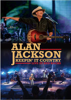 Alan Jackson - Keepin' It Country: Live at Red Rocks