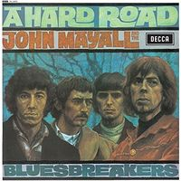 John Mayall & The Bluesbreakers - Hard Road (Shm) (Jpn)