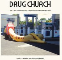 Drug Church - Party At Dead Man's B/W Selling Drugs Fr