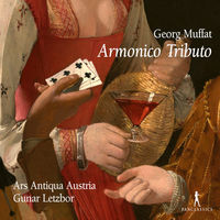 Ars Antiqua Austria - Armonico Tributo
