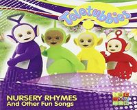 Teletubbies - Nursery Rhymes & Other Fun Songs (Aus)