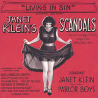 Janet Klein & Her Parlor Boys - Living in Sin