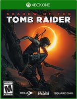 Xb1 Shadow of the Tombraider - Shadow Of The Tombraider