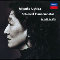 Schubert / Mitsuko Uchida - Schubert: Piano Sonatas 19 & 20