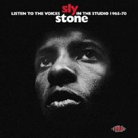 SLY STONE - Listen To The Voices: In The Studio 1965-1970 [Import]