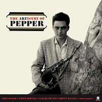 Art Pepper - Artistry Of Pepper [Limited Edition] [180 Gram] [Remastered] (Spa)