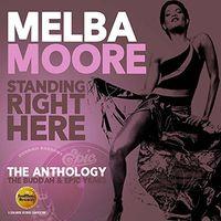 Melba Moore - Standing Right Here: Anthology - Buddah & Epic