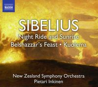 New Zealand Symphony Orchestra - Night Ride & Sunrise / Belshazaar's Feast / Kuolem