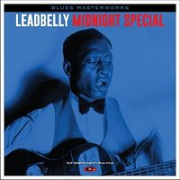 Leadbelly - Midnight Special (Blue) [Colored Vinyl] (Uk)