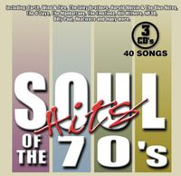 Soul Hits Of The 70's - Soul Hits Of The 70's