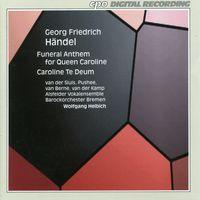 G.F. Handel - Anthem for Queen Caroline