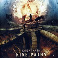 Knight Area - Nine Paths
