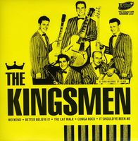 Kingsmen - Complete Recordings