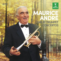 Maurice André - Great Trumpet Concertos [6CD]