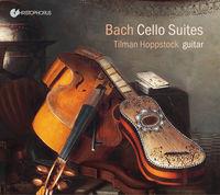 Tilman Hoppstock - Bach: Cello Suites For Guitar