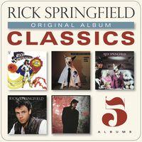 Rick Springfield - Original Album Classics