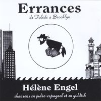 Helene Engel - Errances (Cdr)