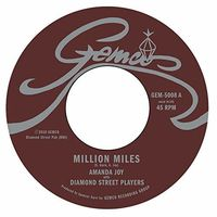 The Diamond Street Players - Million Miles [Vinyl Single]