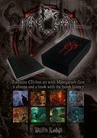 Manegarm - 8CD Boxset + Book