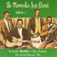 Memphis Jug Band - Memphis Jug Band, Vol. 4