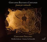 Giovanni Sollima - Giovanni Battista Costanzi: Sonate Per Violoncello