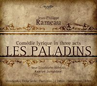 Konrad Junghanel - Rameau: Les Paladins