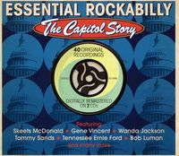 Essential Rockabilly-The Capitol Story - Essential Rockabilly-The Capitol Story [Import]