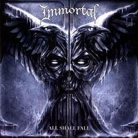 Immortal - All Shall Fall [Import LP]