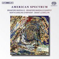 Branford Marsalis Quartet - American Spectrum