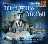 Blind Willie McTell - King Of The Georgia Blues [Import]
