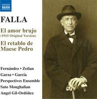 Esperanza Fernández - Amor Brujo (1915)