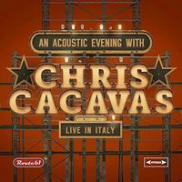 Chris Cacavas - Acoustic Evening With: Live In Italy (Ita)
